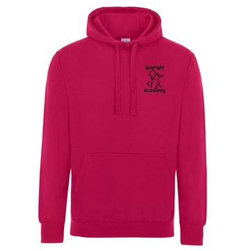 Hoodies / Zoodies (Pink or Black)